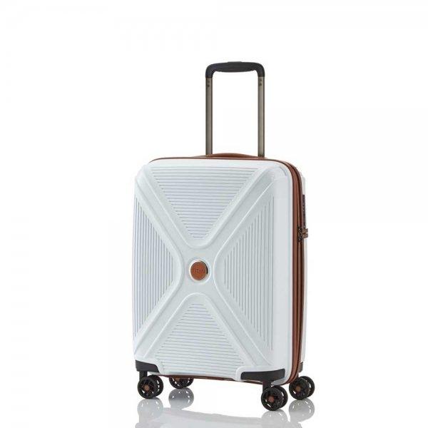 Titan Paradoxx 4 Wiel Trolley S white Harde Koffer