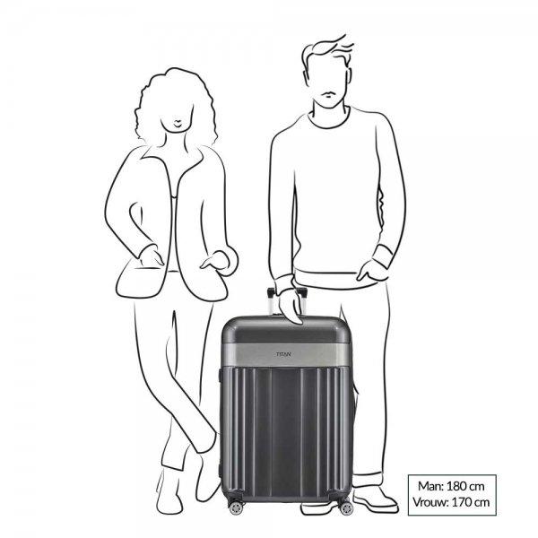 Koffers van Titan