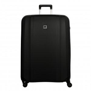 Titan Xenon 4 Wiel Trolley XL black Harde Koffer