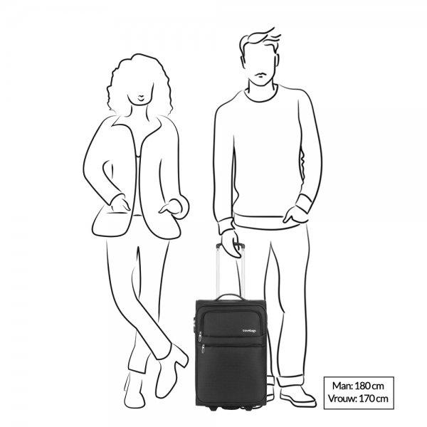 Koffers van Travelbags
