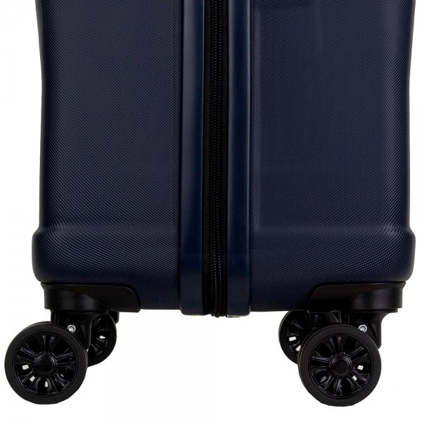 Travelbags Stockholm 3 Delige Trolley Set navy