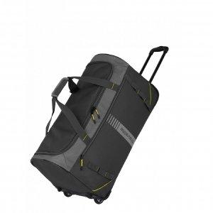 Travelite Basics Wheeled Duffle Active anthracite Trolley Reistas