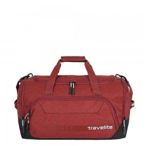 Travelite Kick Off Duffle M red Weekendtas