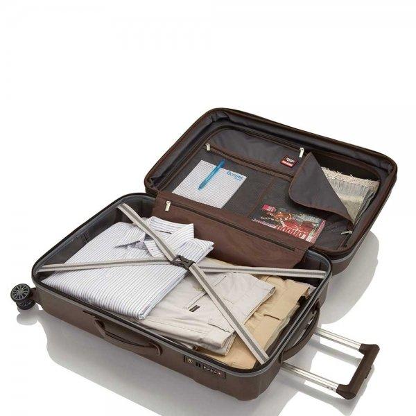 Harde koffers van Travelite