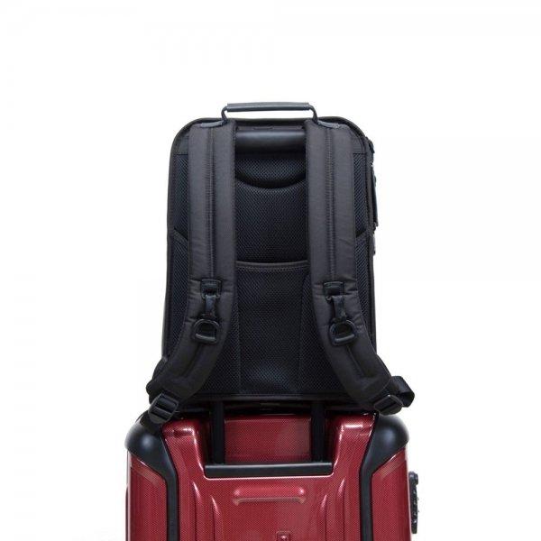 Tumi Alpha Slim Backpack black backpack van Nylon