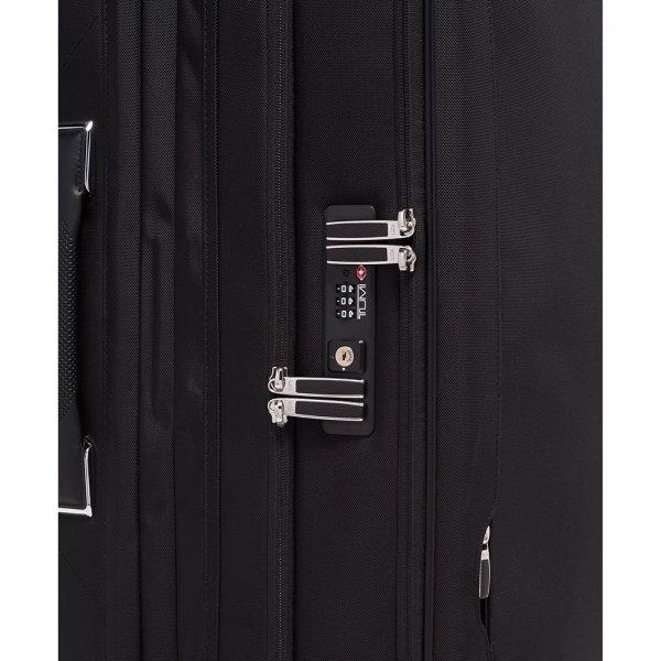 Tumi Arrivé Extended Trip Dual Access 4 Wheel black Zachte koffer