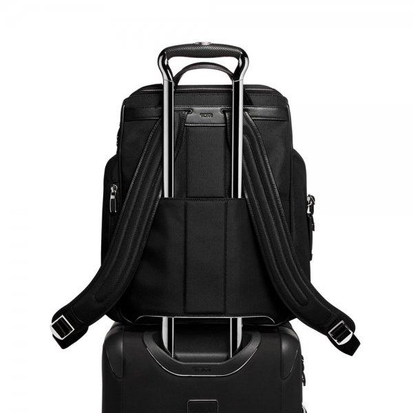 Tumi Arrivé Ford Backpack black backpack van Nylon