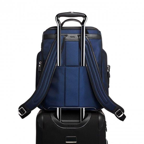 Tumi Arrivé Ford Backpack navy backpack van Nylon