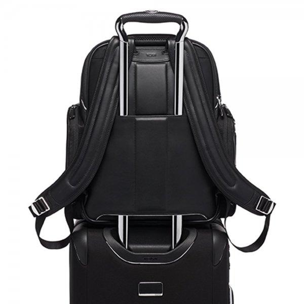 Tumi Arrivé Larson Backpack black backpack van Nylon