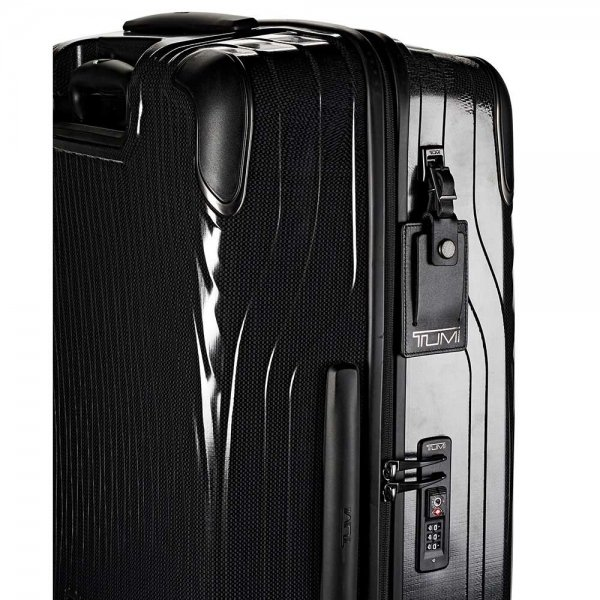 Tumi Latitude Extended Trip Packing Case black Harde Koffer van Polypropyleen