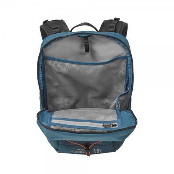 Victorinox Altmont Active Compact Backpack dark teal Rugzak van Nylon