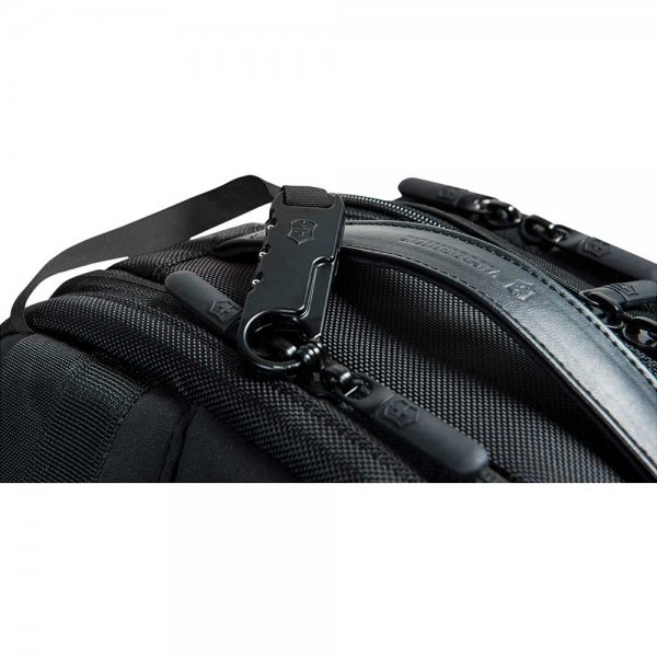 Victorinox Altmont Professional Essentials Laptop Backpack black backpack van Polyester
