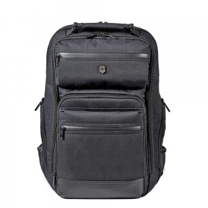 Victorinox Architecture Urban Rath Slim Backpack black backpack