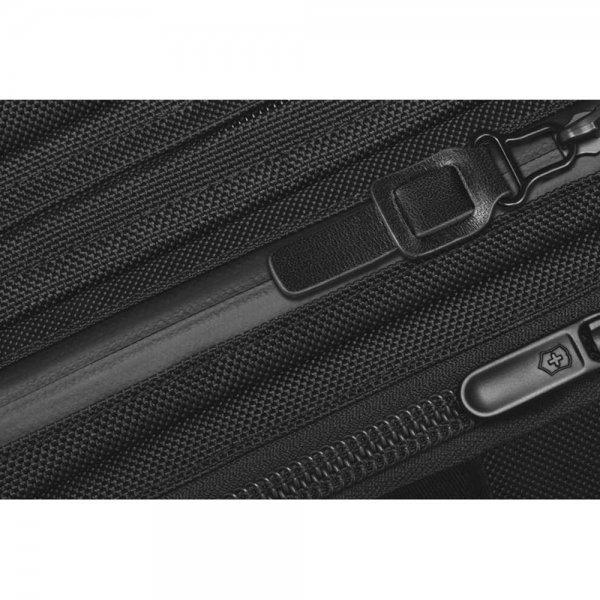"Victorinox Lexicon Professional Lexington Briefcase 15.6"" black van Nylon"