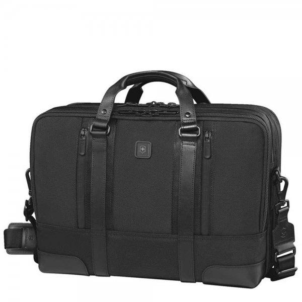 "Victorinox Lexicon Professional Lexington Briefcase 15.6"" black"