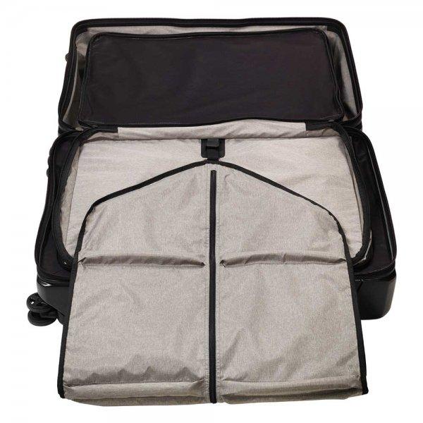 Victorinox Lexicon Trolley 75 black Harde Koffer van Polycarbonaat