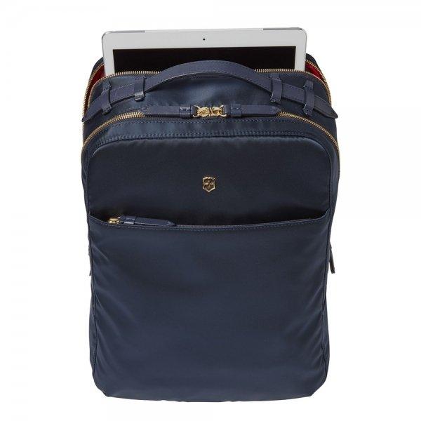 Victorinox Victoria 2.0 Deluxe Business Backpack deep lake backpack van Nylon