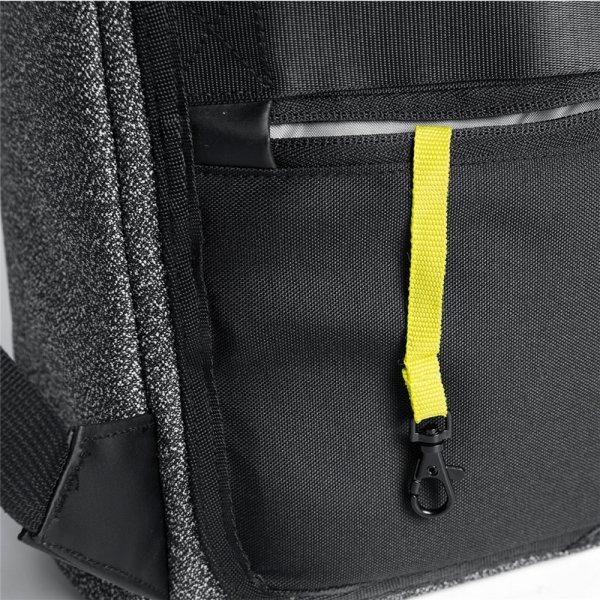 XD Design Bobby Urban Lite Anti-Diefstal Rugzak black backpack van Polyester