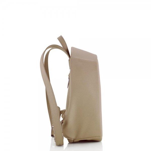XD Design Elle Fashion Anti-Diefstal Dames Rugzak brown backpack van Polyester