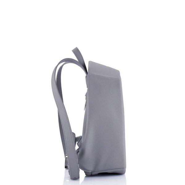 XD Design Elle Fashion Anti-Diefstal Dames Rugzak dark grey backpack van Polyester
