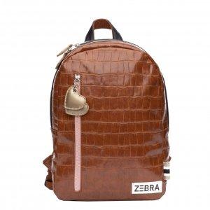 Zebra Trends Girls Rugzak M camel gold