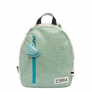 Zebra Trends Girls Rugzak S croco mint Kindertas