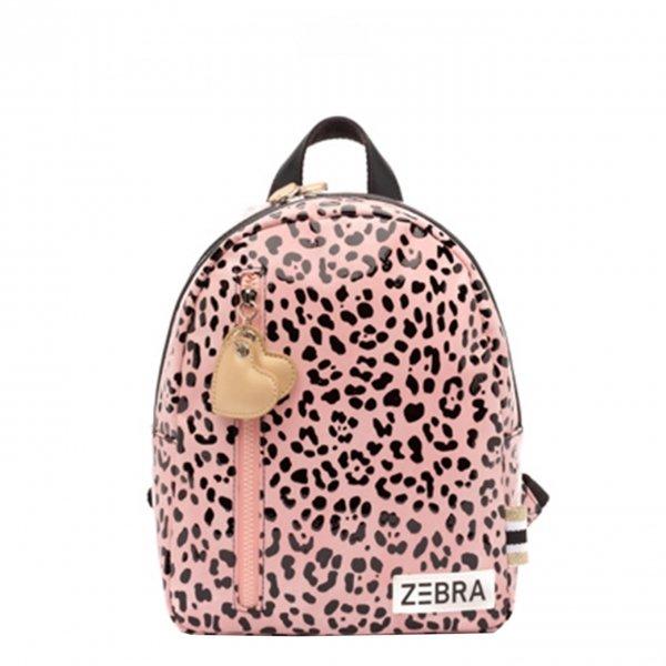 Zebra Trends Girls Rugzak S pink spot Kindertas