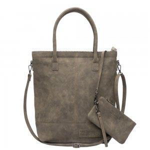 Zebra Trends Natural Bag Kartel Fearless II army Damestas