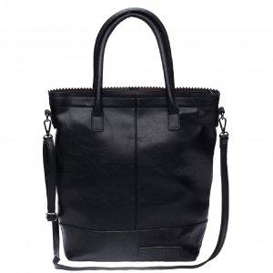 Zebra Trends Natural Bag Kartel Rits black Damestas