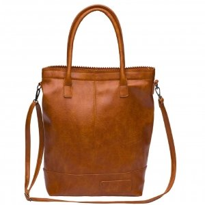 Zebra Trends Natural Bag Kartel Rits camel Damestas