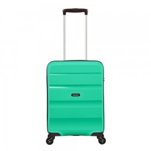 American Tourister Bon Air Spinner S Strict deep turquoise Harde Koffer