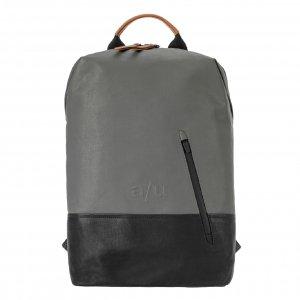 "Aunts & Uncles Japan Hamamatsu Backpack 13"" gravity grey backpack"