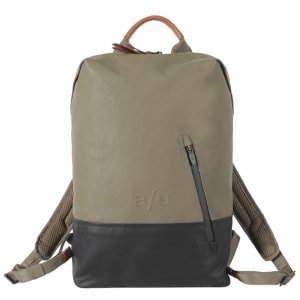 """Aunts & Uncles Japan Hamamatsu Backpack with Notebook Compartment 13"""" fallen rock backpack"""
