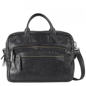 "Aunts & Uncles Soundcheck Amplifier Business Bag with Notebook Compartment 15"" black"