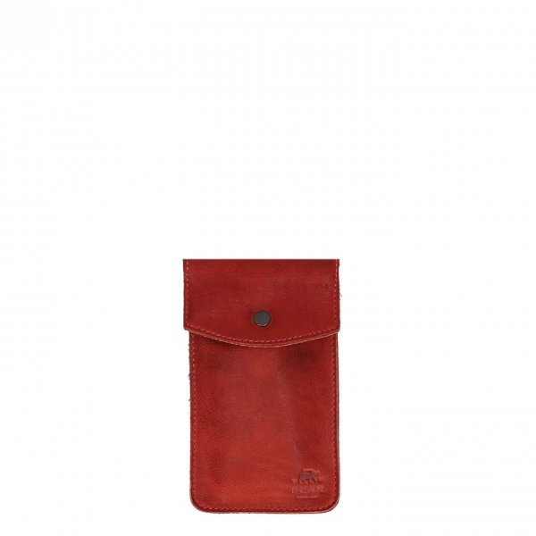 Bear Design Priya Telefoontasje rood Damestas