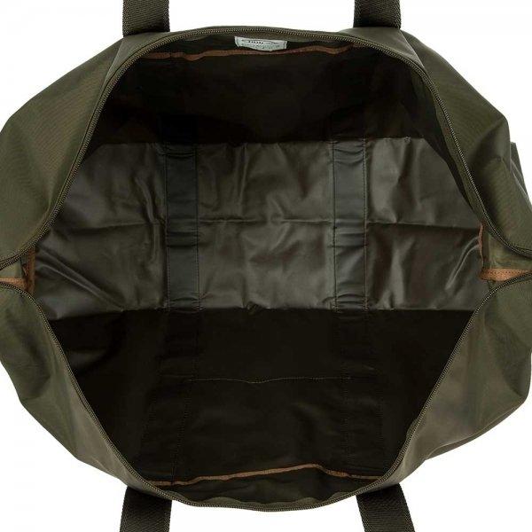 Bric's X-Bag Holdall Big olive Weekendtas van Nylon