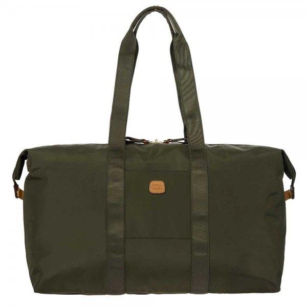 Bric's X-Bag Holdall Big olive Weekendtas
