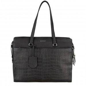 Burkely Croco Caia Workbag 15.6'' black