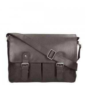 Burkely Vintage Glenn Messenger Bag brown Herentas