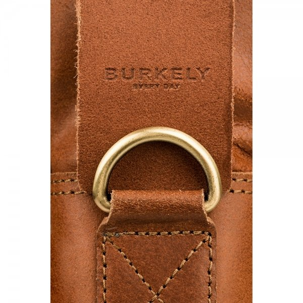 Burkely Vintage Jack Worker 13.3'' cognac