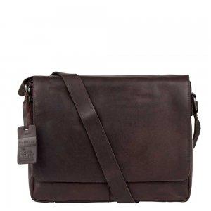 Burkely Vintage Juul Messenger Bag brown Herentas