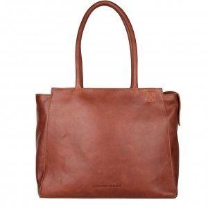 "Cowboysbag Evi 15.6"" Laptop Bag cognac"