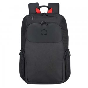 Delsey Parvis Two Compartments Laptop Backpack 15.6'' black backpack