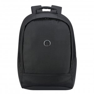 Delsey Securban Rugzak 15.6'' black backpack