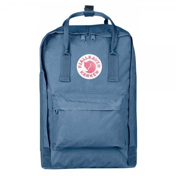 "Fjallraven Kanken Laptop 15"" Rugzak blue ridge backpack"