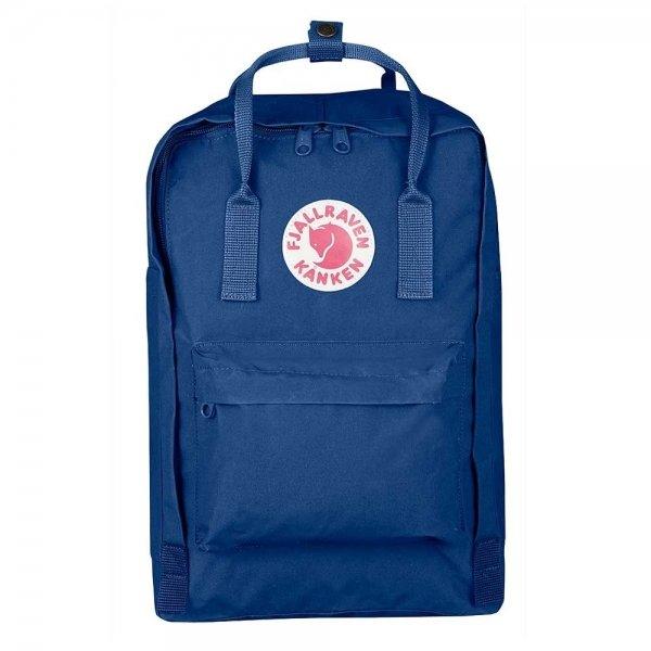 """Fjallraven Kanken Laptop 15"""" Rugzak deep blue backpack"""