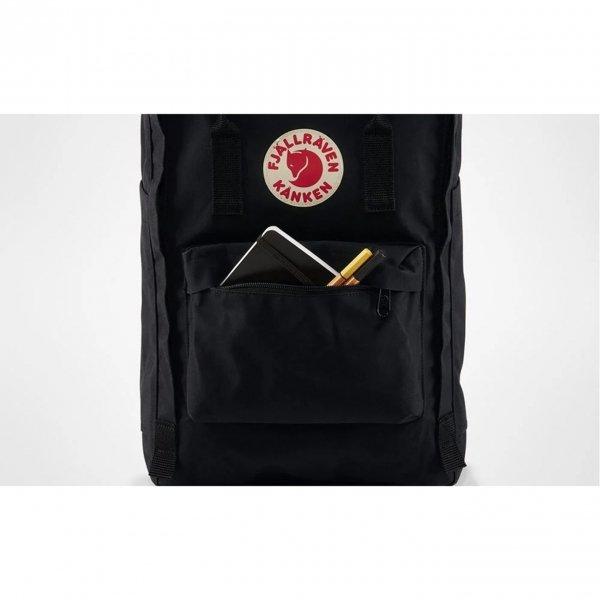 "Fjallraven Kanken Laptop 15"" Rugzak rowan red backpack"