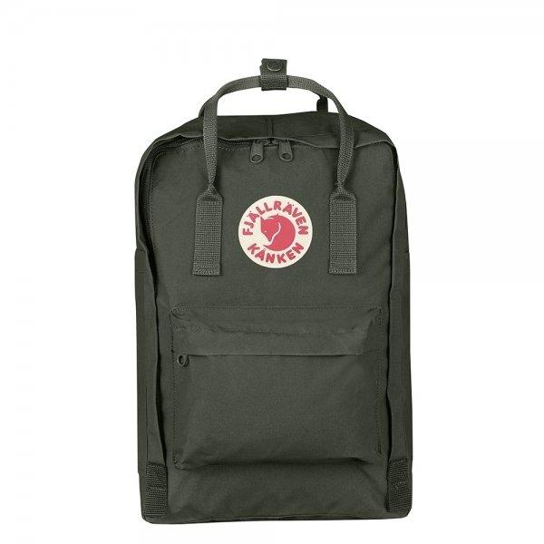 Fjallraven Kanken Laptop 15'' Rugzak deep forest backpack