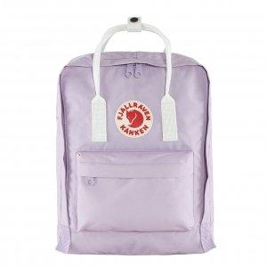 Fjallraven Kanken Rugzak pastel lavender/cool white backpack