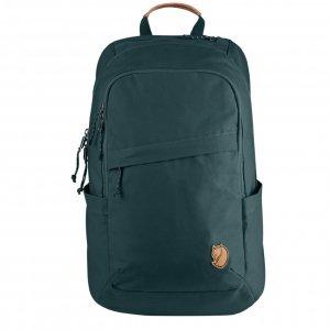 Fjallraven Raven 20L glacier green backpack